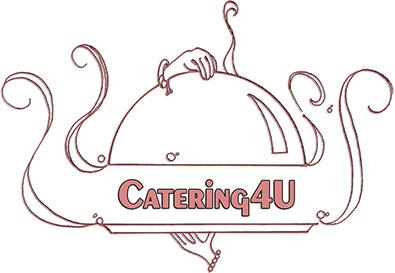 Catering 4 U Logo